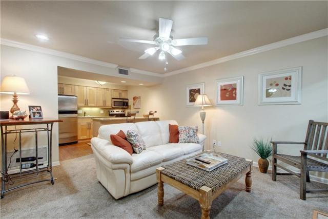 7685 Northcross Dr #206, Austin, TX 78757 (#4417999) :: The ZinaSells Group