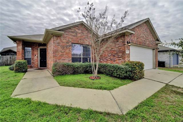 508 Carol Dr, Hutto, TX 78634 (#4426072) :: The Summers Group