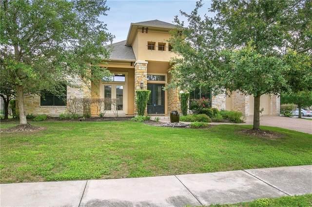 901 Lakewood Hills Ter, Austin, TX 78732 (#4427279) :: Sunburst Realty