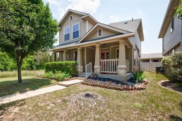 709 N Cascades Ave #2, Pflugerville, TX 78660 (#4428560) :: Papasan Real Estate Team @ Keller Williams Realty