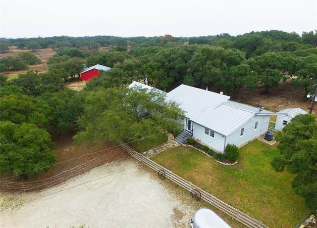 5294 Chimney Valley Rd, Blanco, TX 78606 (#4429638) :: The Summers Group
