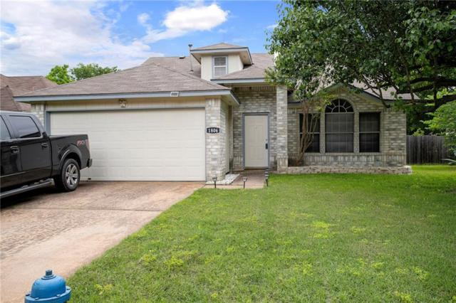 1806 Hollow Tree Blvd, Round Rock, TX 78681 (#4430784) :: NewHomePrograms.com LLC