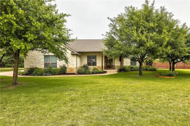 66 Possum Trot, Liberty Hill, TX 78642 (#4430832) :: RE/MAX Capital City