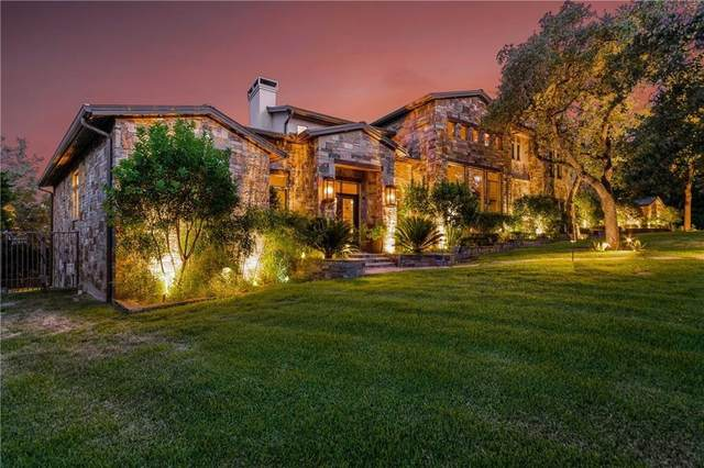 410 Spiller Ln, West Lake Hills, TX 78746 (#4431061) :: The Perry Henderson Group at Berkshire Hathaway Texas Realty