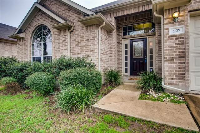 507 Paul Jones Pass, Austin, TX 78748 (#4431447) :: RE/MAX Capital City
