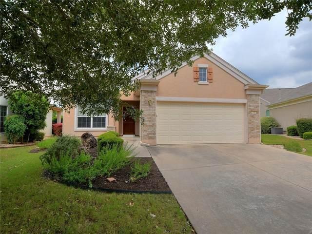 119 Muir Ct, Georgetown, TX 78633 (#4431691) :: Service First Real Estate