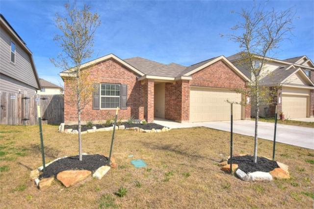 453 Druse Ln, Jarrell, TX 76537 (#4432334) :: 12 Points Group