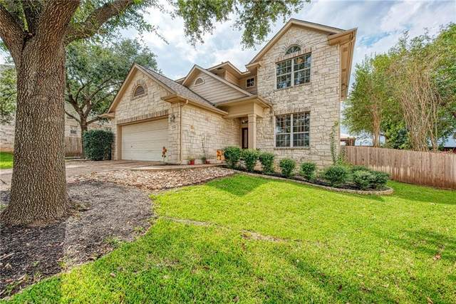 2030 Kimbrook Dr, Round Rock, TX 78681 (#4432659) :: Papasan Real Estate Team @ Keller Williams Realty