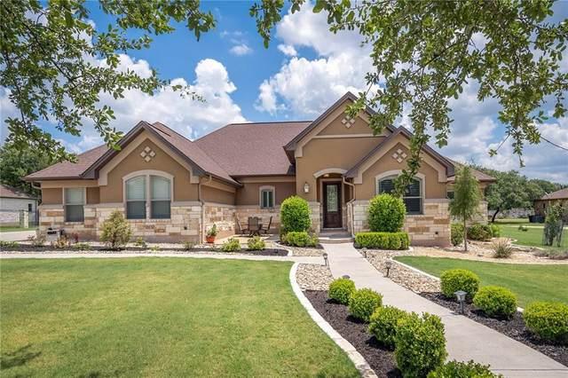 109 Silverleaf Dr, Georgetown, TX 78633 (#4433975) :: Papasan Real Estate Team @ Keller Williams Realty