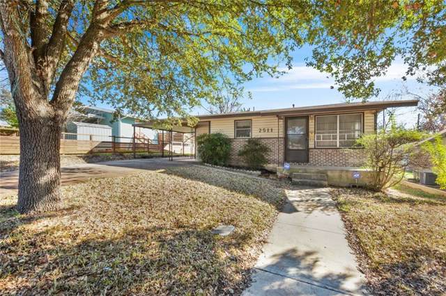 2511 Givens Ave, Austin, TX 78722 (#4434900) :: Ben Kinney Real Estate Team