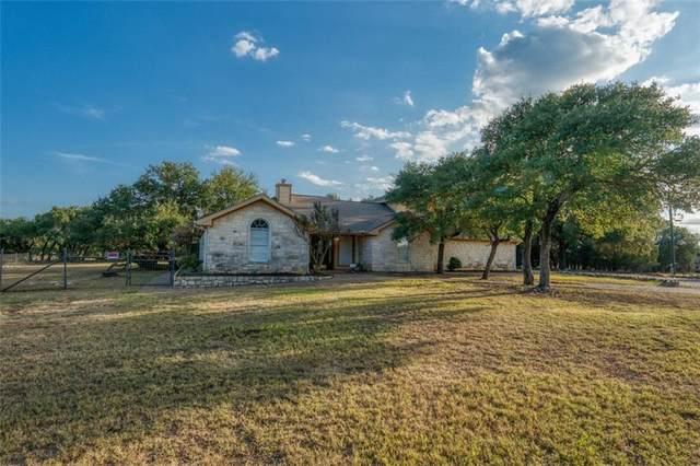 2020 County Road 100, Burnet, TX 78611 (#4434977) :: Papasan Real Estate Team @ Keller Williams Realty