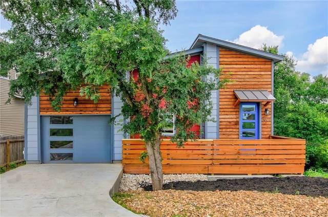 5008 Baker St, Austin, TX 78721 (#4435036) :: First Texas Brokerage Company