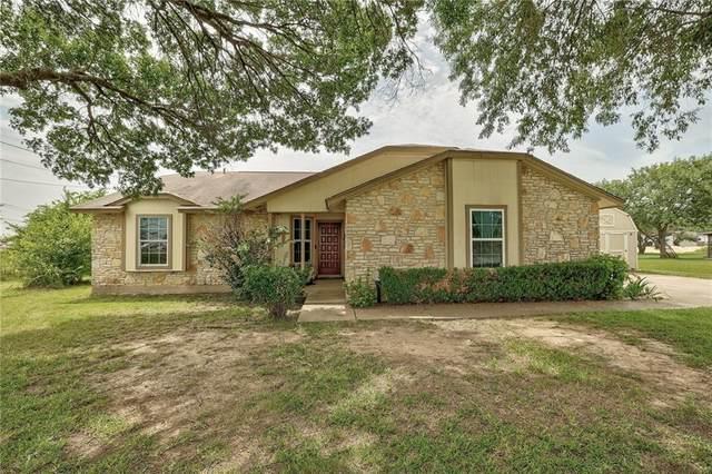 107 Spring Garden Dr, Hutto, TX 78634 (MLS #4435857) :: Vista Real Estate