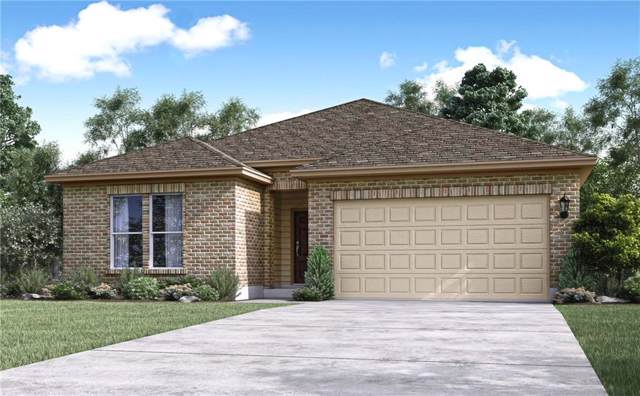 145 Peruvian Ln, Georgetown, TX 78626 (#4436051) :: The Perry Henderson Group at Berkshire Hathaway Texas Realty