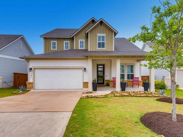 385 Dayridge Dr, Dripping Springs, TX 78620 (#4438420) :: The Summers Group