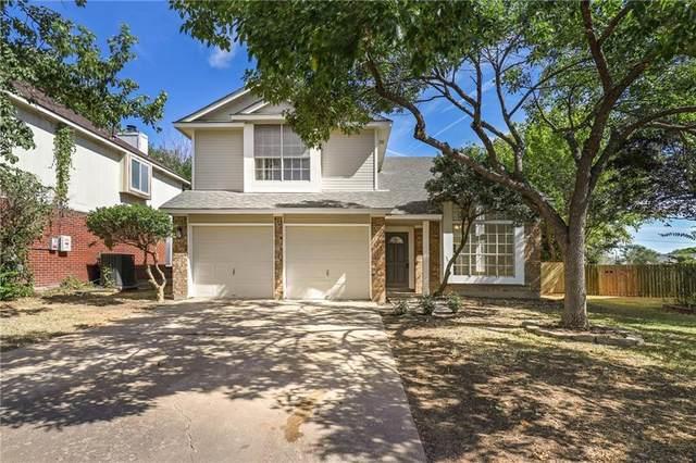 17111 Village Glen Rd, Pflugerville, TX 78660 (#4439053) :: Ben Kinney Real Estate Team
