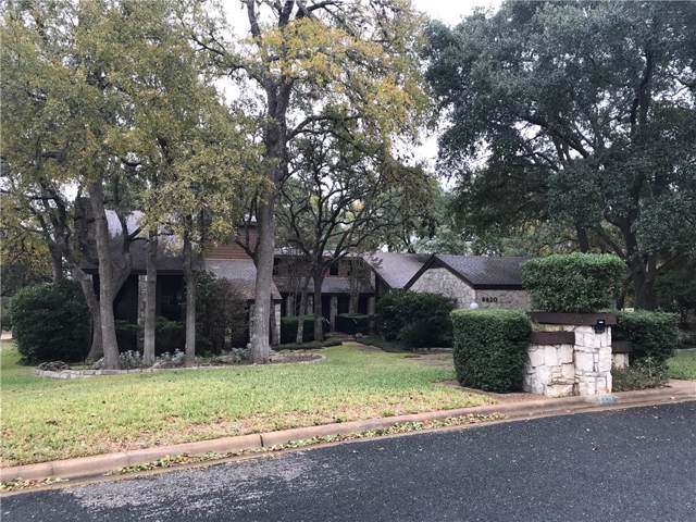 9820 Brandywine Cir, Austin, TX 78750 (#4439880) :: The Heyl Group at Keller Williams