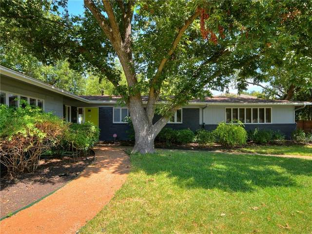 4801 W Frances Pl, Austin, TX 78731 (#4440158) :: Papasan Real Estate Team @ Keller Williams Realty