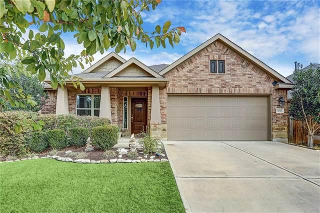 4017 Darryl St, Round Rock, TX 78681 (MLS #4440384) :: NewHomePrograms.com