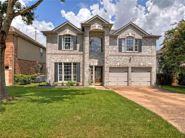 2237 Shark Loop, Round Rock, TX 78664 (#4441716) :: Papasan Real Estate Team @ Keller Williams Realty