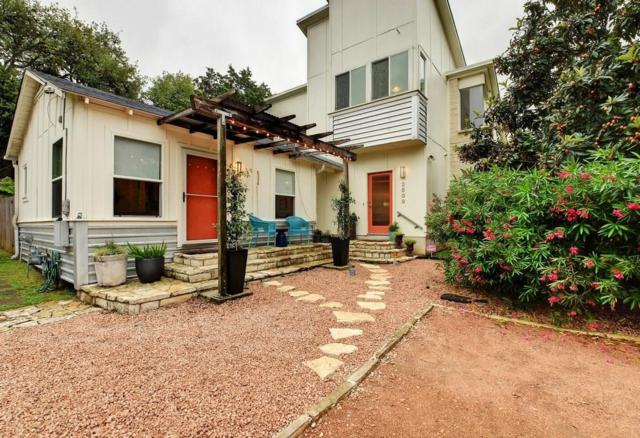 2509 S 5th St, Austin, TX 78704 (#4442874) :: The Heyl Group at Keller Williams