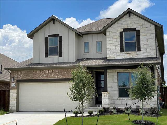 268 Clear Fork Loop, Liberty Hill, TX 78642 (#4443651) :: Papasan Real Estate Team @ Keller Williams Realty
