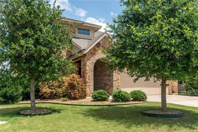 1305 Daylily Loop, Georgetown, TX 78626 (#4444715) :: Service First Real Estate