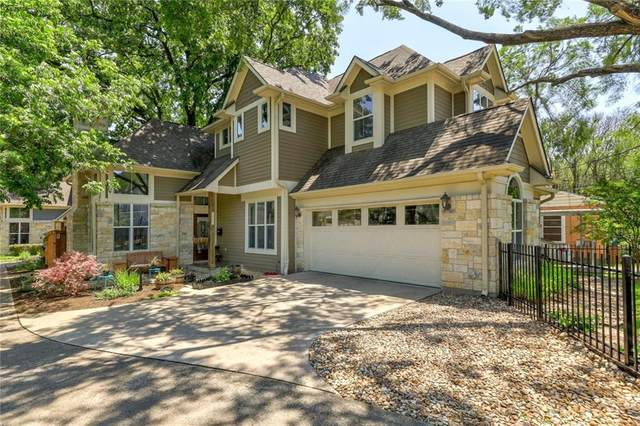 5603 Clay Ave A, Austin, TX 78756 (#4446260) :: Realty Executives - Town & Country