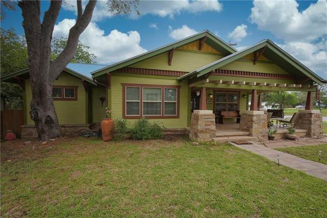 618 Avenue E, Marble Falls, TX 78654 (#4446817) :: The Summers Group