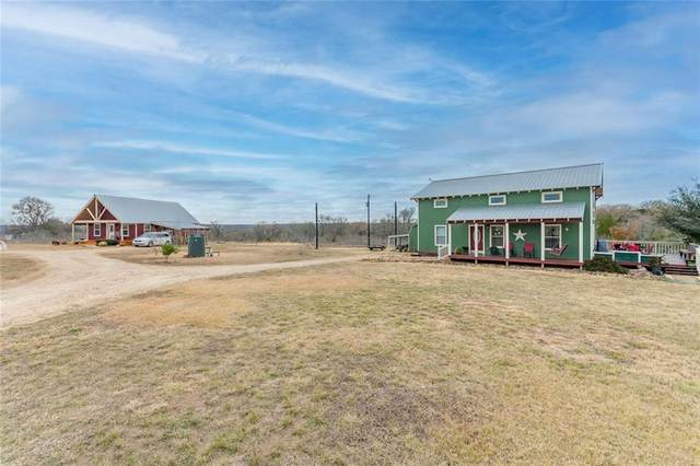 205 Synergy Dr, Bastrop, TX 78602 (#4446953) :: ORO Realty