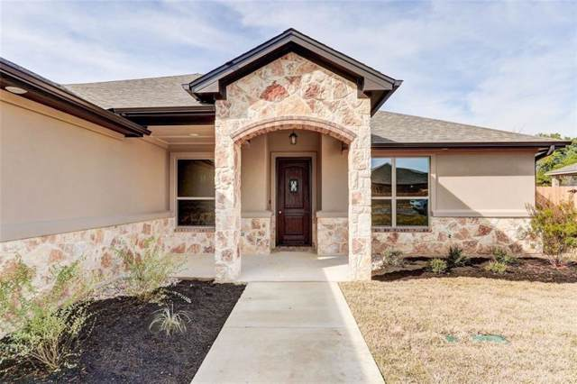 8312 Spring Creek Loop, Salado, TX 76571 (#4447155) :: The Perry Henderson Group at Berkshire Hathaway Texas Realty