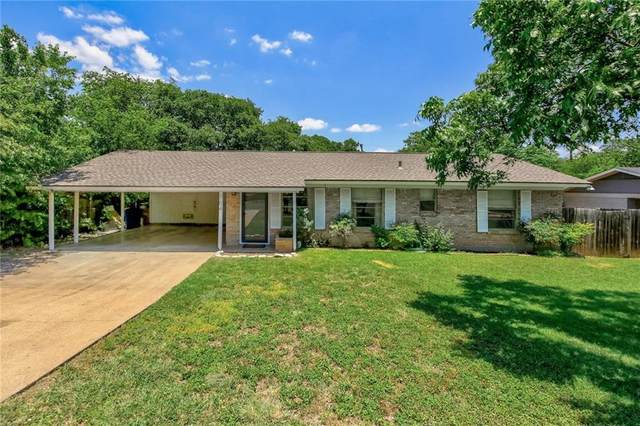104 E Powell Ln, Austin, TX 78753 (MLS #4449472) :: Brautigan Realty