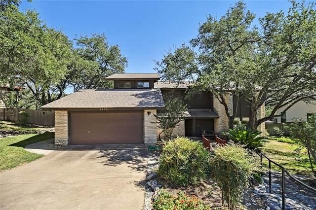 1503 Lost Creek Blvd, Austin, TX 78746 (#4451330) :: Watters International