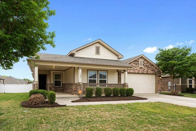 1107 Halekala Trl, Pflugerville, TX 78660 (#4453350) :: Azuri Group | All City Real Estate