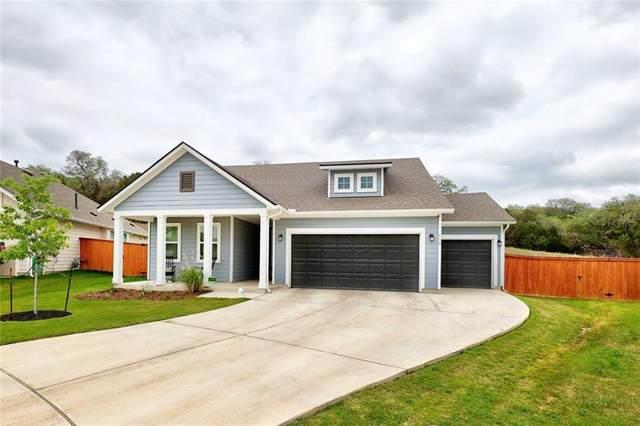118 Wagon Spoke Cv, Liberty Hill, TX 78642 (#4454571) :: Zina & Co. Real Estate