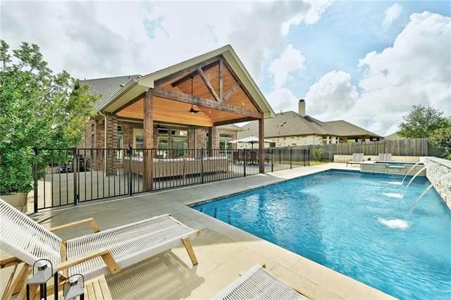 186 Big Meadow Rd, Austin, TX 78737 (#4456214) :: Papasan Real Estate Team @ Keller Williams Realty