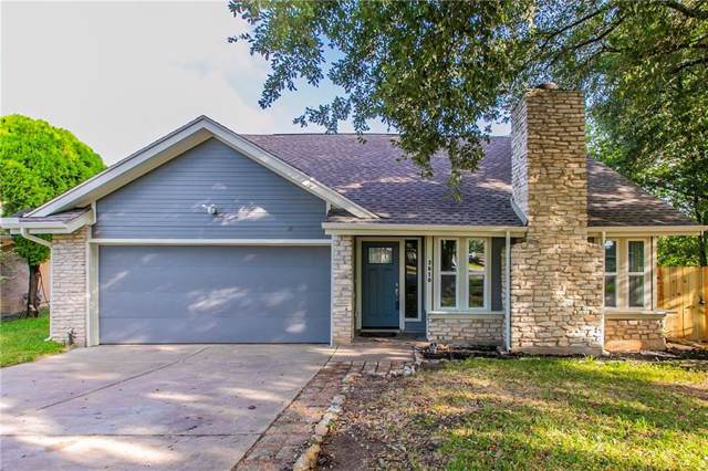 2610 Water Well Ln, Austin, TX 78728 (#4456280) :: The Heyl Group at Keller Williams