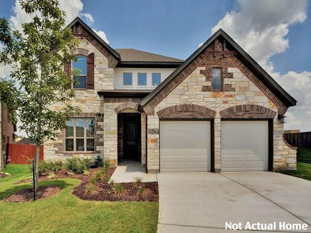 14 Bell Mare, Leander, TX 78641 (#4456384) :: Ben Kinney Real Estate Team