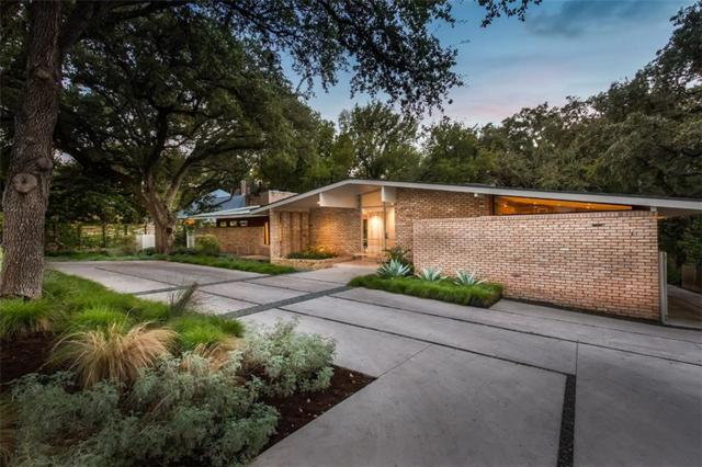 2516 Tanglewood Trl, Austin, TX 78703 (#4456475) :: The Perry Henderson Group at Berkshire Hathaway Texas Realty