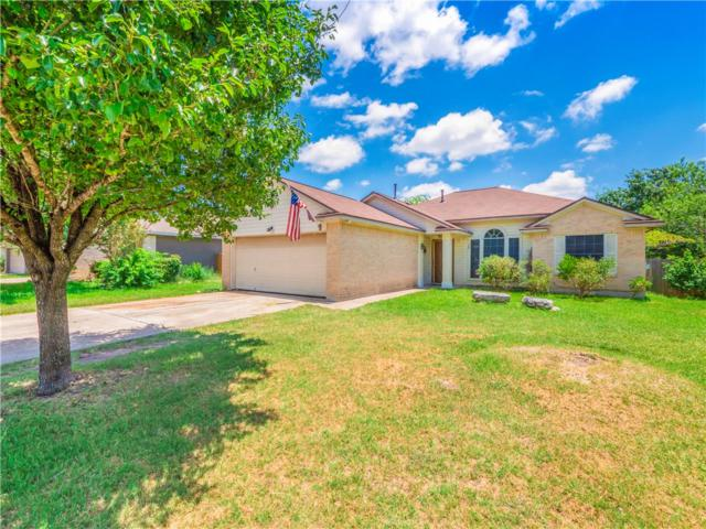 300 Meadowside Dr, Hutto, TX 78634 (#4458089) :: Watters International