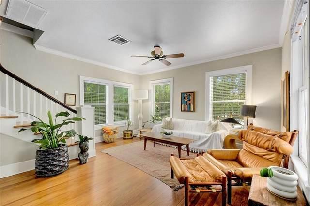 207 W 35th St, Austin, TX 78705 (#4458461) :: Papasan Real Estate Team @ Keller Williams Realty