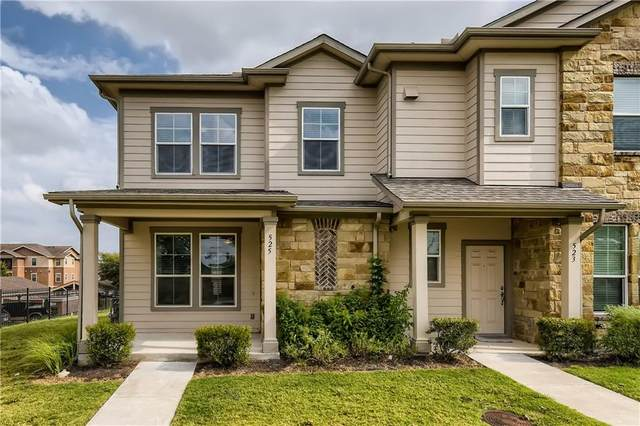 525 N Heatherwilde Blvd, Pflugerville, TX 78660 (#4460422) :: Papasan Real Estate Team @ Keller Williams Realty