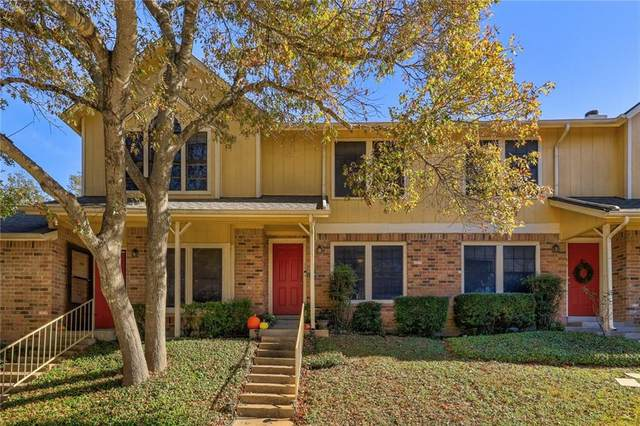 11901 Swearingen Dr 45-I, Austin, TX 78758 (#4460957) :: The Summers Group