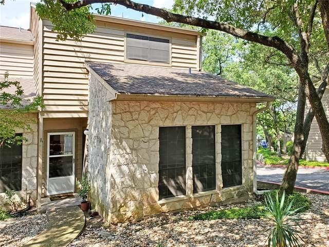 3809 Spicewood Springs Rd #113, Austin, TX 78759 (#4461800) :: Watters International