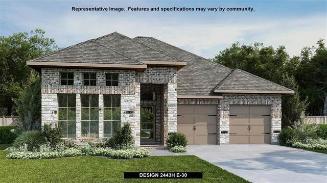 406 Cold River Run, Kyle, TX 78640 (#4462420) :: Papasan Real Estate Team @ Keller Williams Realty