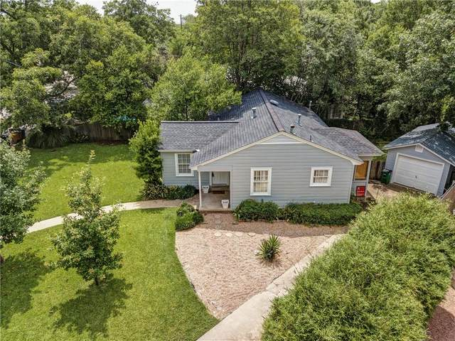1711 W 34th St, Austin, TX 78703 (#4462786) :: Papasan Real Estate Team @ Keller Williams Realty