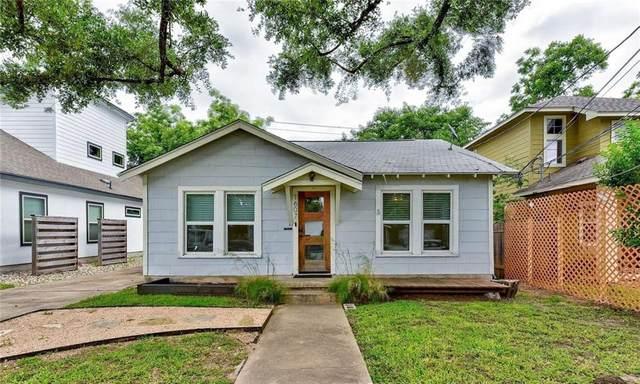 1607 Mckinley Ave, Austin, TX 78702 (#4464769) :: The Myles Group | Austin