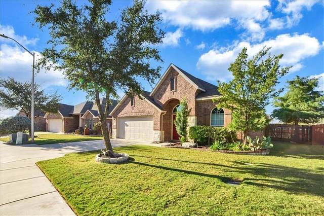 1337 Grande Mesa Dr, Georgetown, TX 78626 (#4465923) :: The Perry Henderson Group at Berkshire Hathaway Texas Realty
