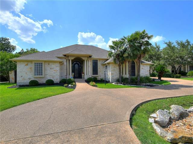 2706 Lakeway Blvd, Austin, TX 78734 (#4469383) :: RE/MAX Capital City
