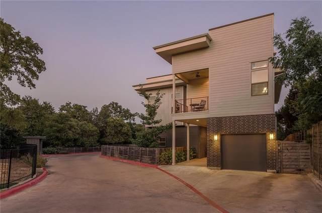 3504 Clawson Rd #2, Austin, TX 78704 (#4471616) :: Green City Realty